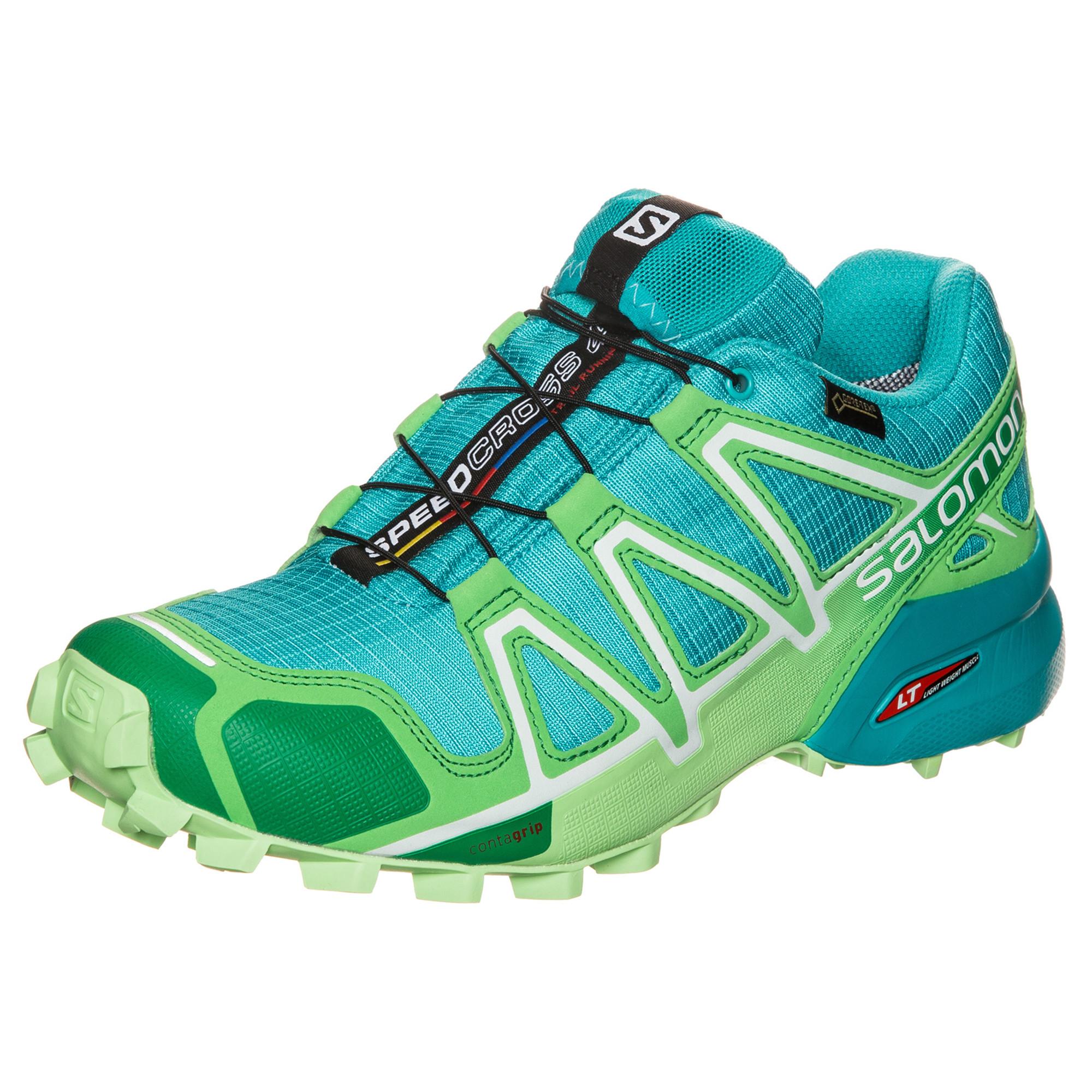 9066078e37d Speedcross 4 Gtx Chaussure Trail Femme Speedcross 4 Gtx Chaussure Trail  Femme ...