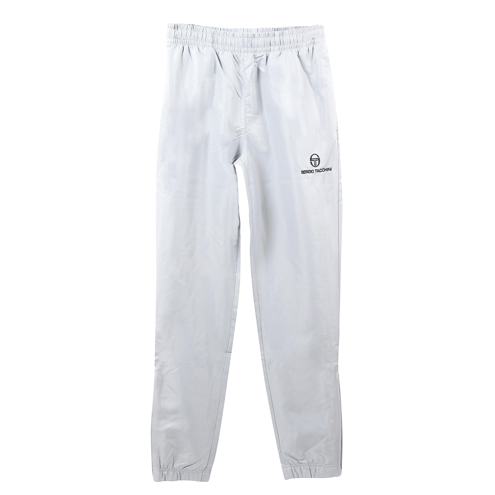 0069d82c82fef Carson Pantalon Homme SERGIO TACCHINI GRIS pas cher - Pantalons de  survêtement homme SERGIO TACCHINI discount