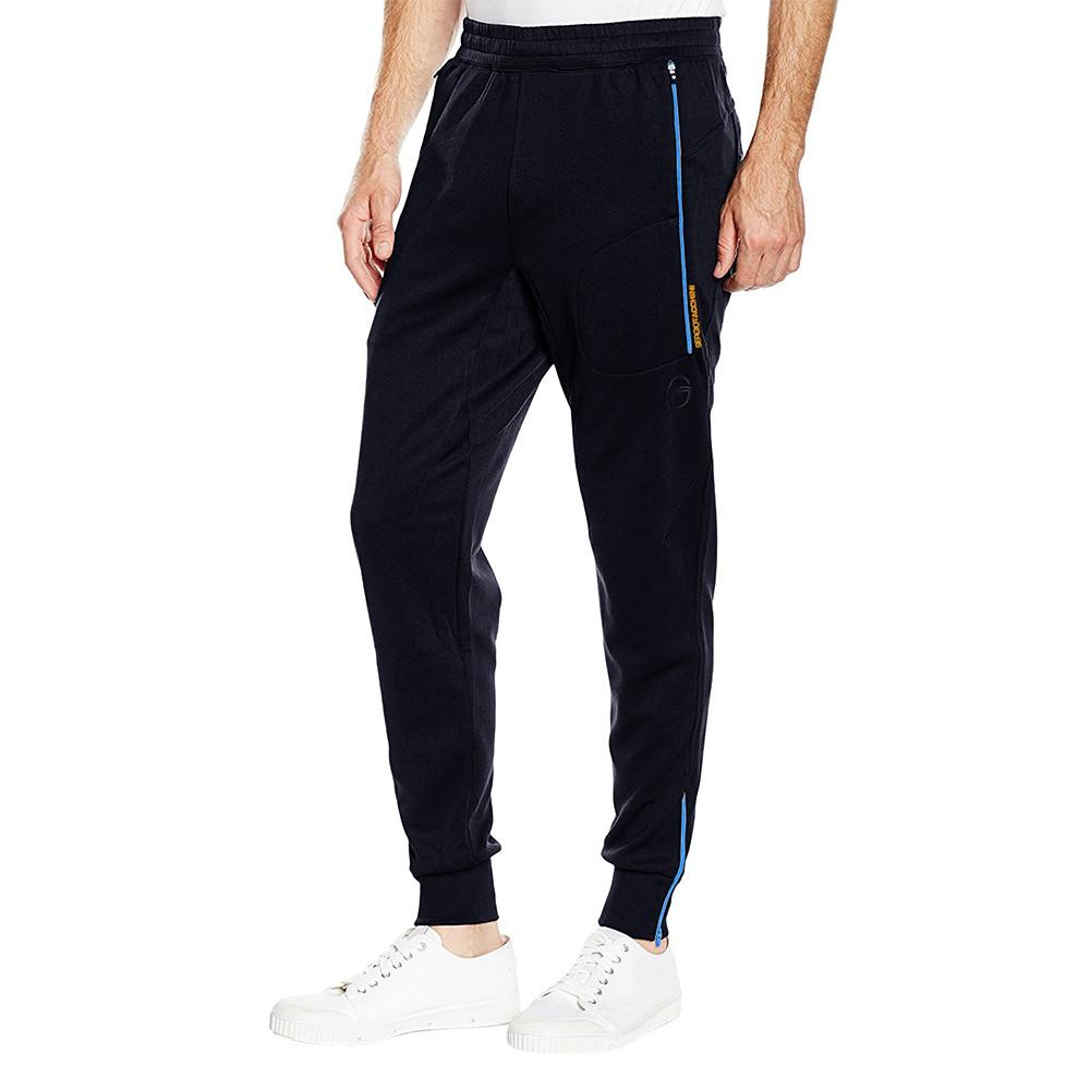 andrea pant jogging homme sergio tacchini bleu pas cher pantalons de surv tement homme sergio. Black Bedroom Furniture Sets. Home Design Ideas