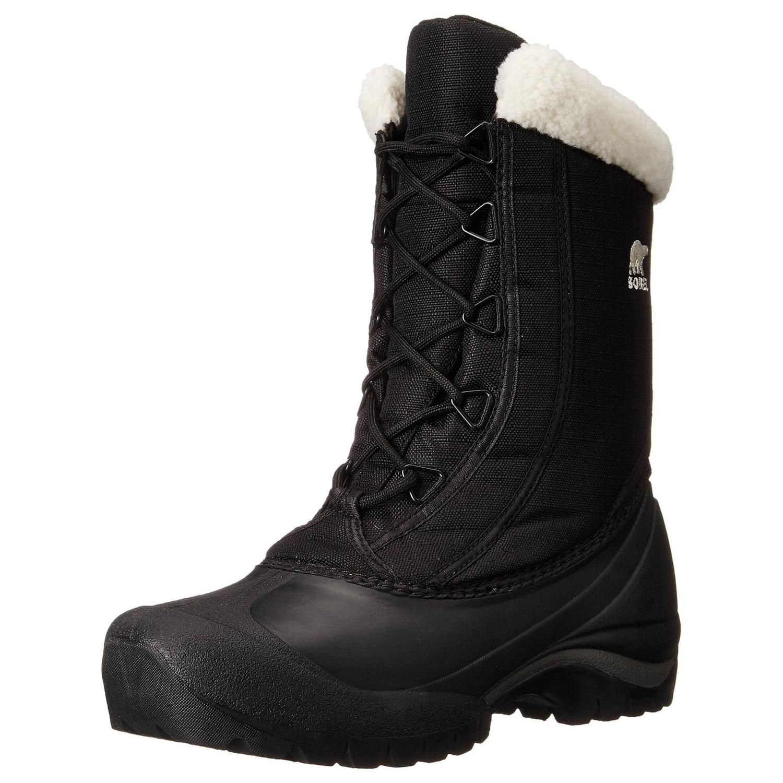 Apres Femme Pas Chaussures Noir Sorel Ski Après Cher Cumberland TpwFdT