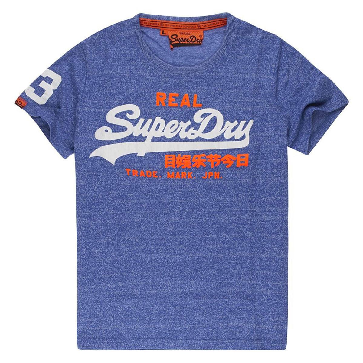 Vintage Logo T-Shirt Mc Homme