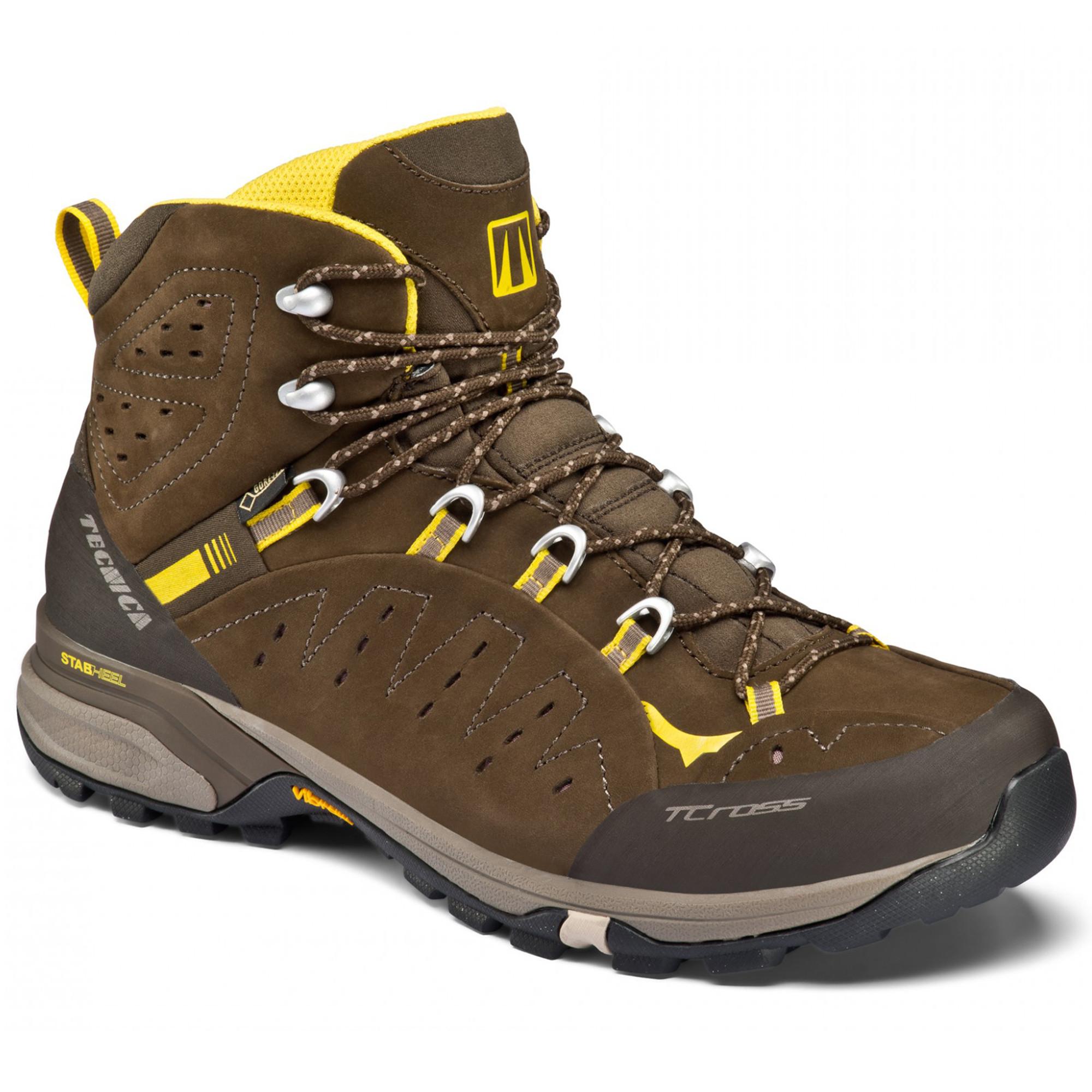 Tecnica T-Cross High Lhp Fw Gtx Chaussure Homme  - Chaussures Chaussures-de-randonnee Homme