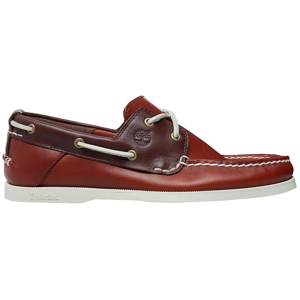 Homme Chaussures Heritage Cher Cw Boat Timberland Pas Marron UzMLqSVGp