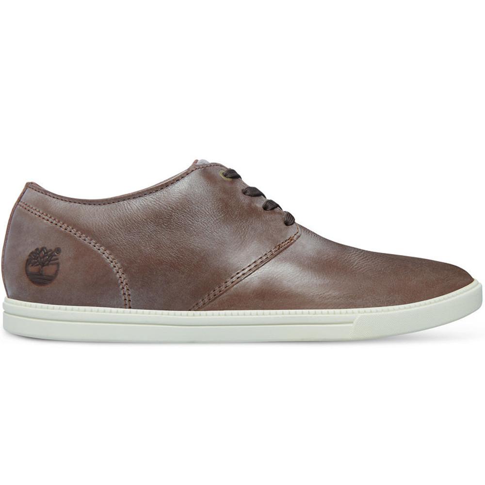 Fulk Lp Low Chaussure Homme TIMBERLAND MARRON pas cher