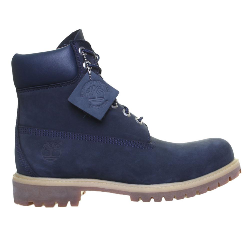 chaussure timberland homme bleu