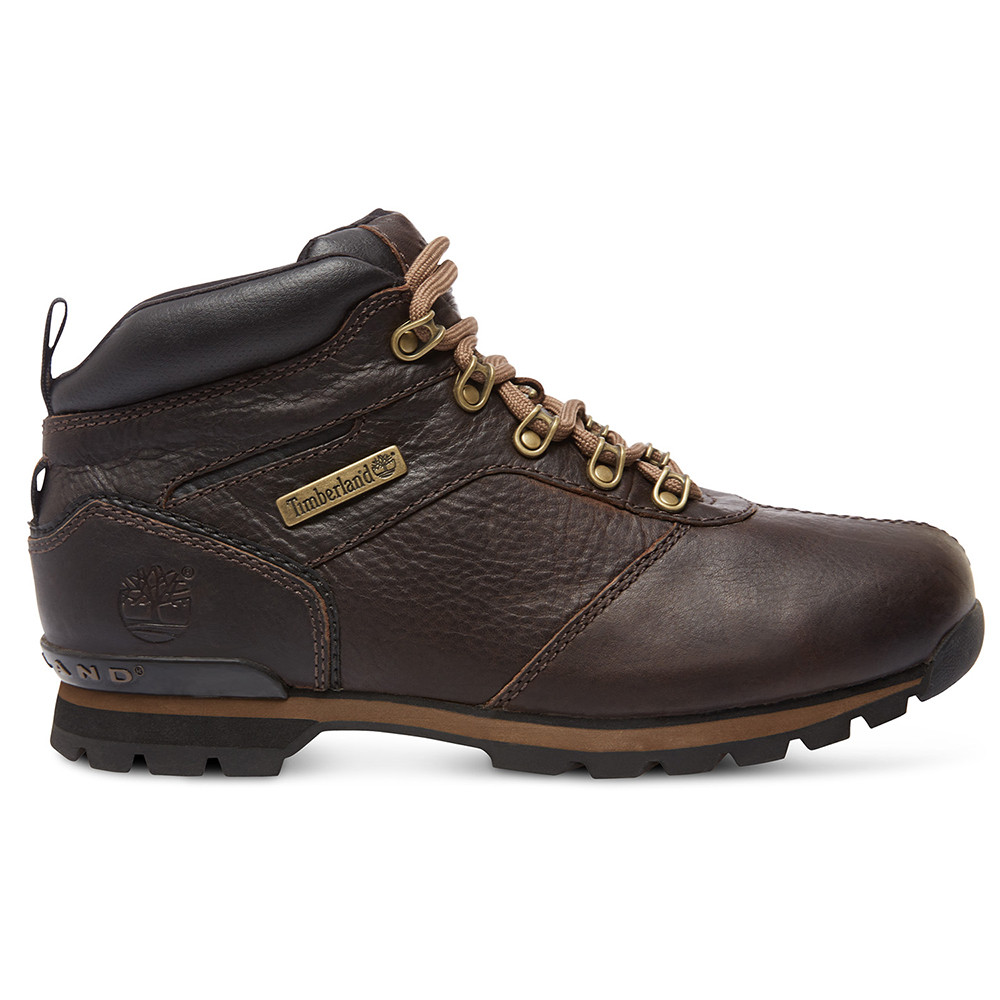 Splitrock 2 Bottine Homme TIMBERLAND MARRON pas cher - Bottines ... 88d53cb61e6c