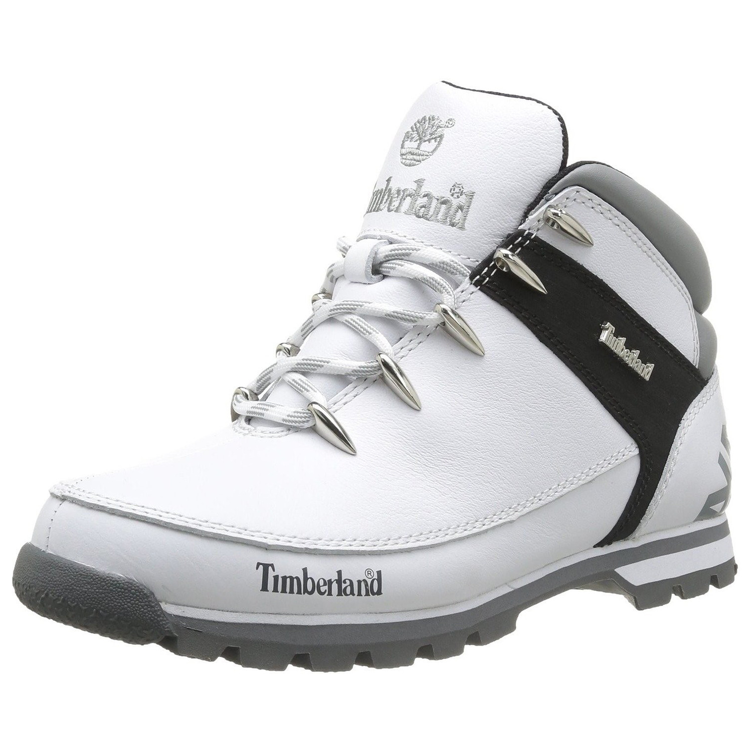 chaussure homme timberland blanche