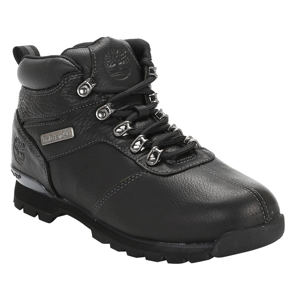 1f30c7b9e989e Splitrock 2 Chaussure Homme TIMBERLAND NOIR pas cher - Bottines ...