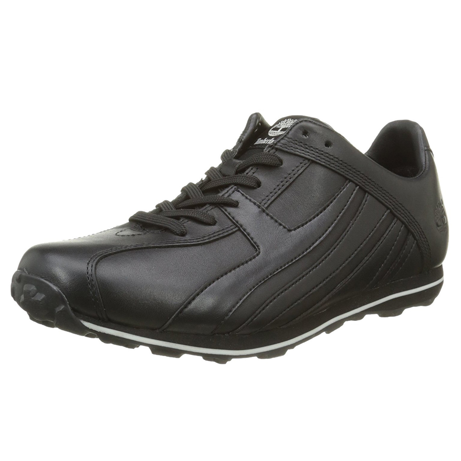 timberland noir homme low