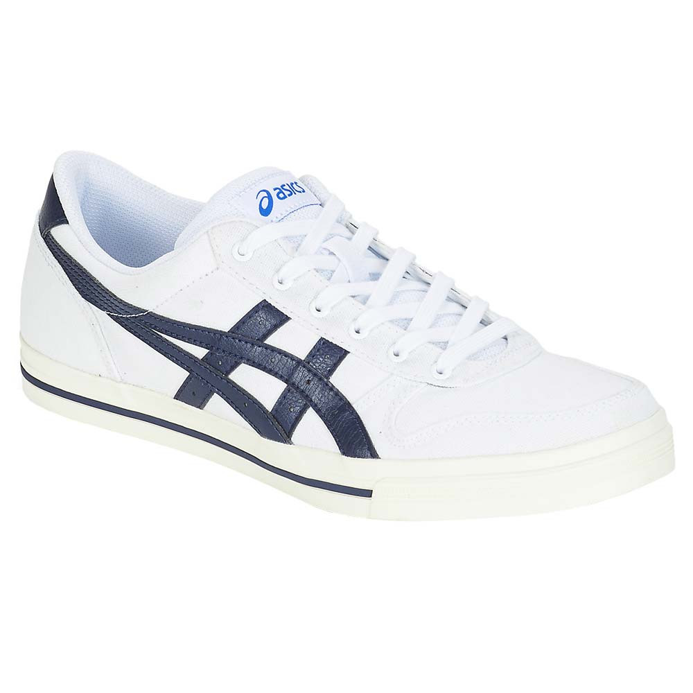 chaussure homme asics blanche