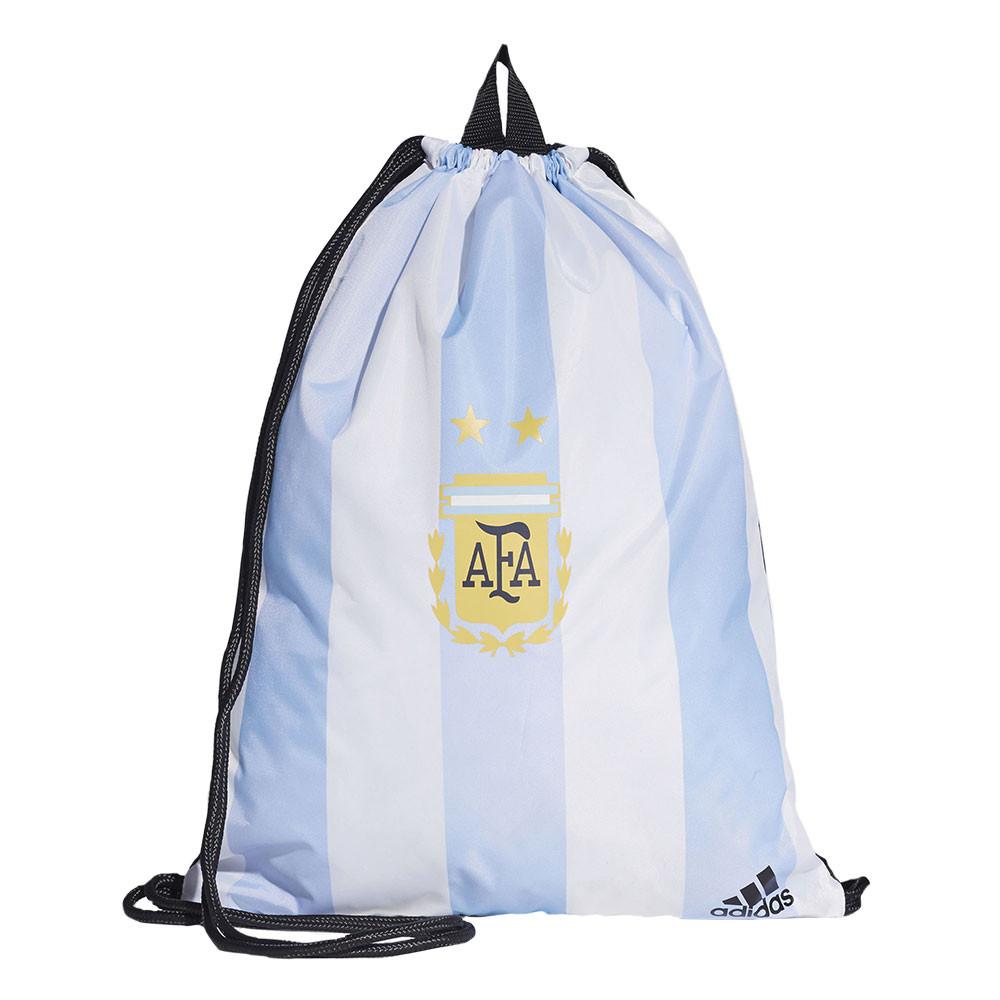 0b526365d8 Afa Gymbag Sac A Dos Argentine Homme ADIDAS BLEU pas cher - Sacs de ...
