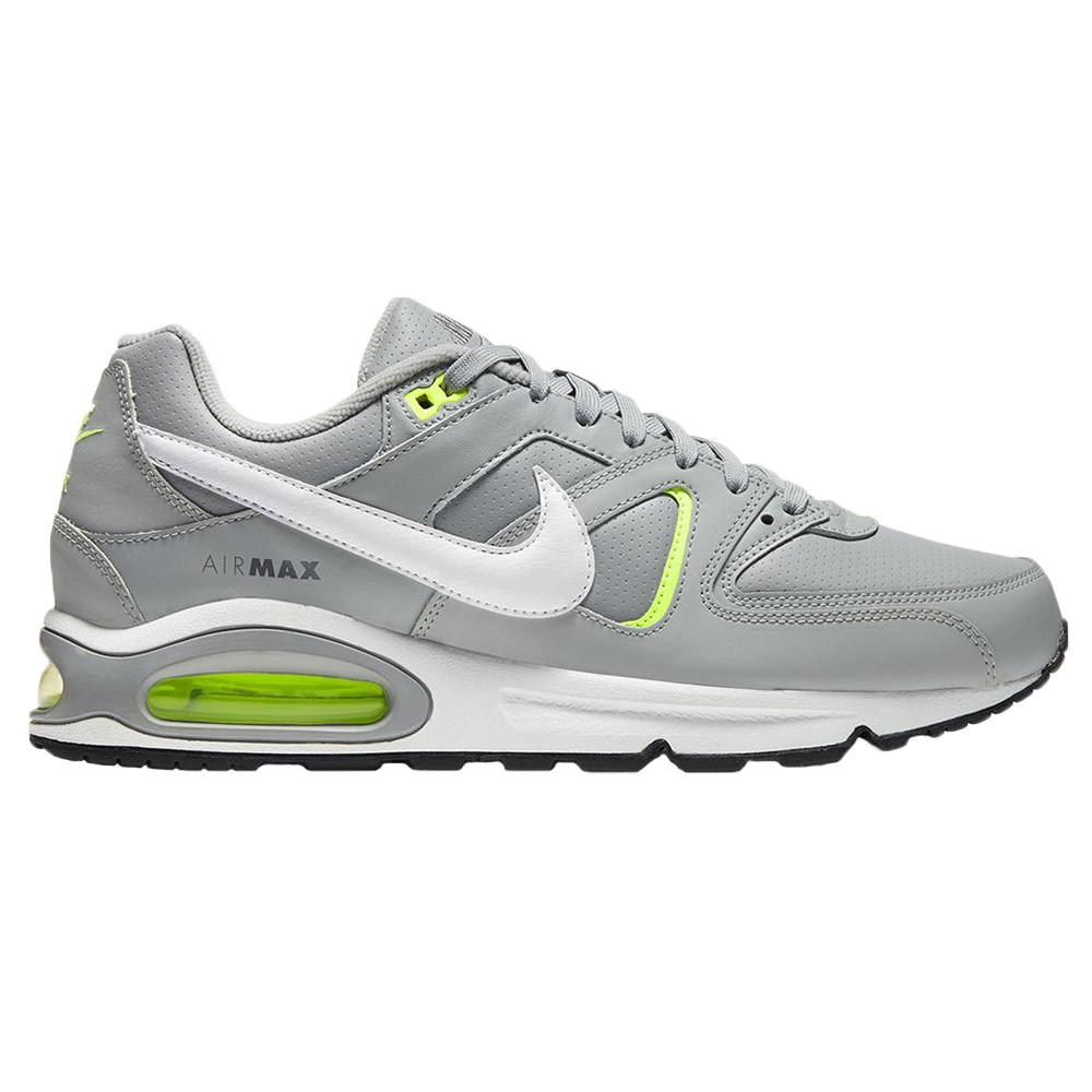 Air Max Command Chaussure Homme NIKE GRIS pas cher - Baskets ...