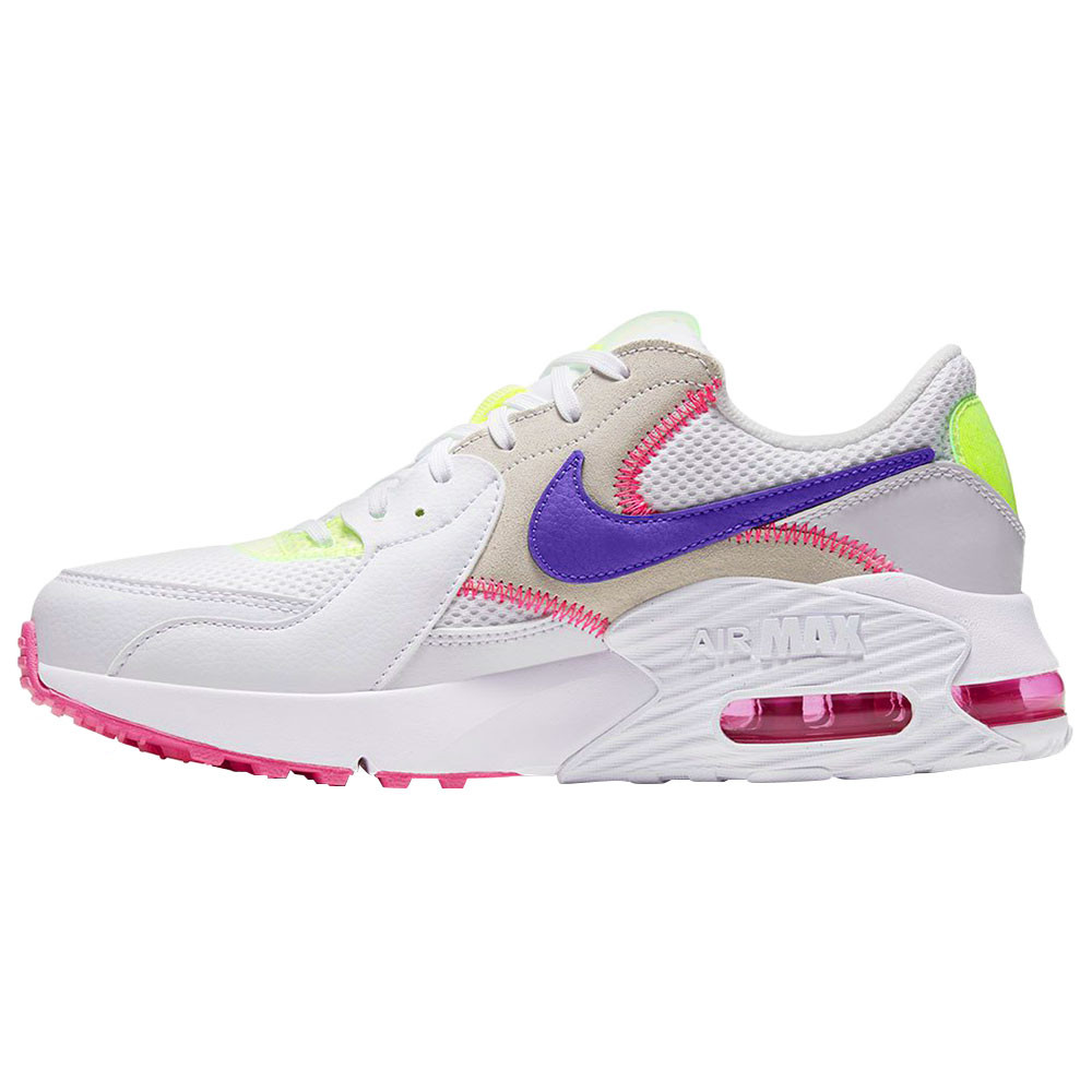 Air Max Excee Amd Chaussure Femme NIKE BLANC pas cher - Baskets ...
