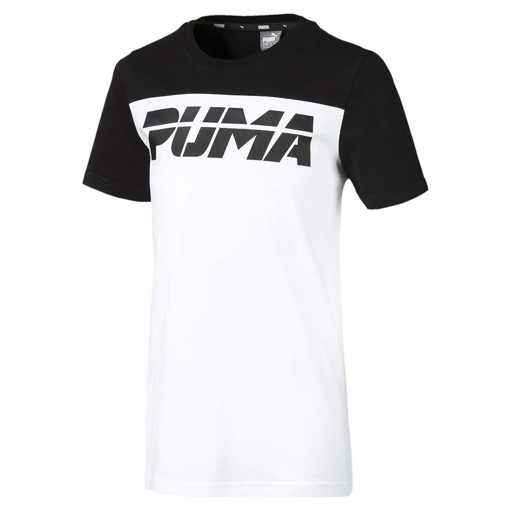Alpha Trend T-Shirt Mc Garçon