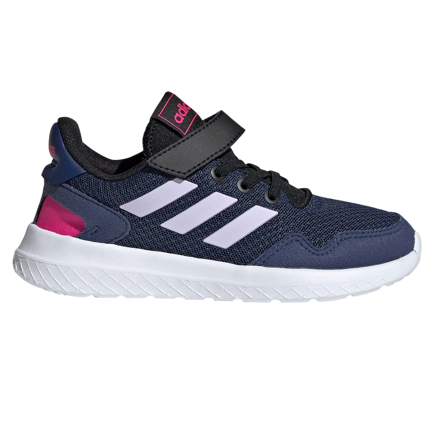 Archivo Chaussure Fille ADIDAS ROSE pas cher - Baskets basses ...
