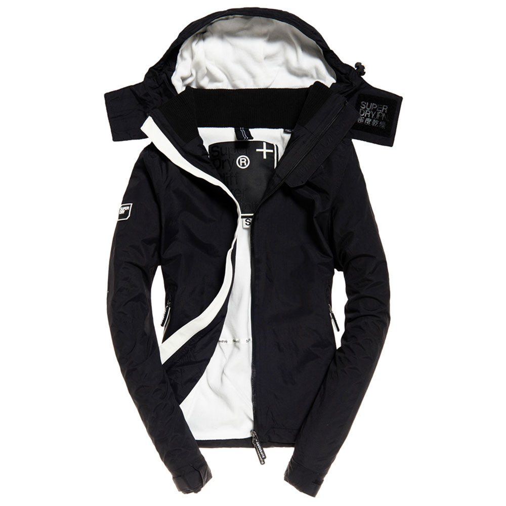 Artic Hooded Cliff Hiker Parka Femme