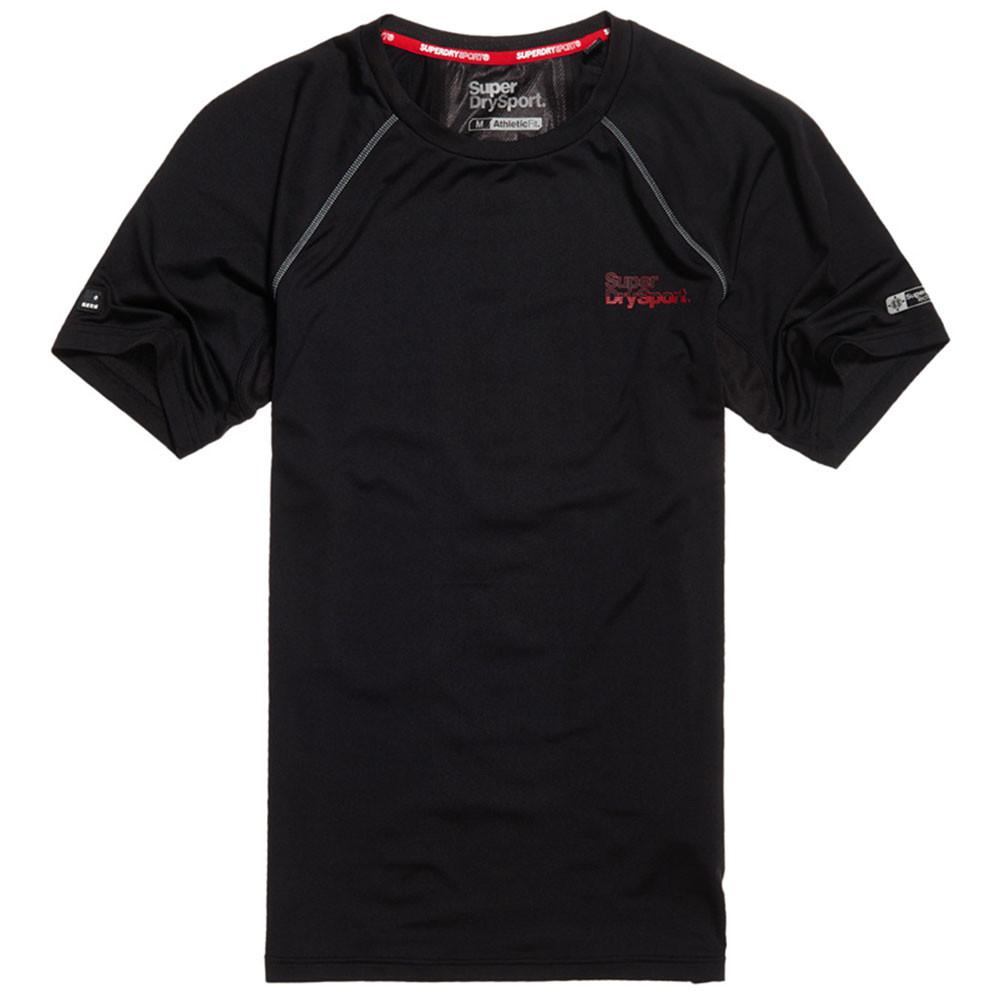 Athletic Panel T-Shirt Mc Homme