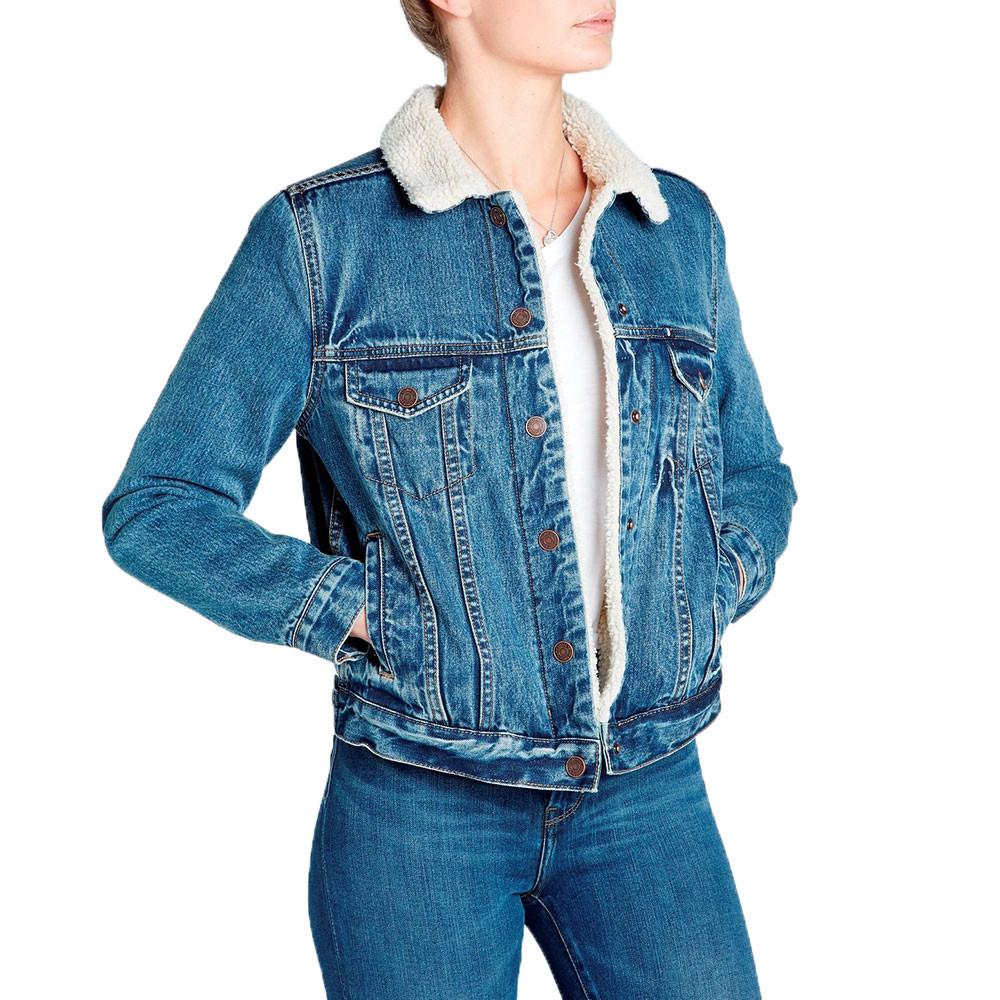 Vestes En Jeans & Sherpas Femme | Levi's® FR