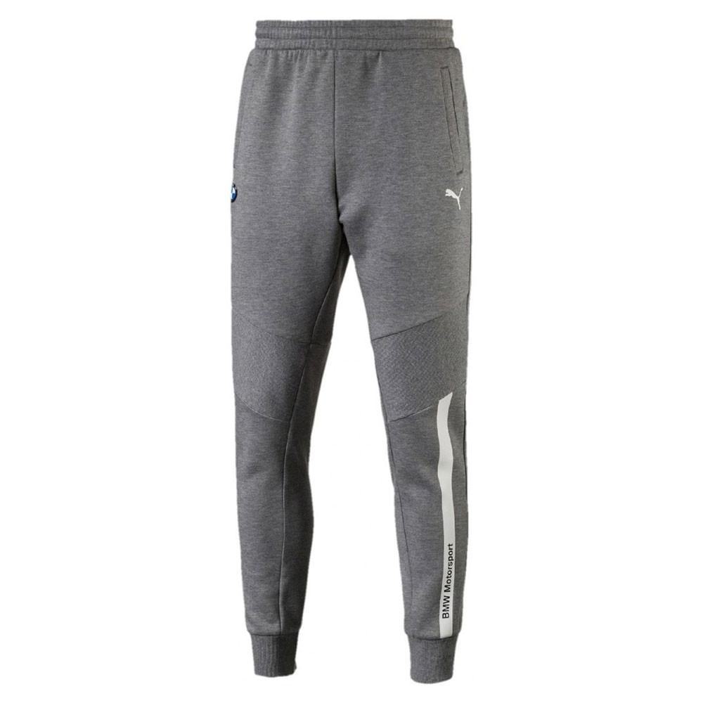 d645dee556 Bmw Ms Pantalon Jogging Homme PUMA GRIS pas cher - Pantalons de ...