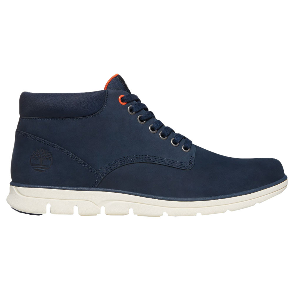 Bradstreet Chukka Leather Bottine Homme Timberland Bleu