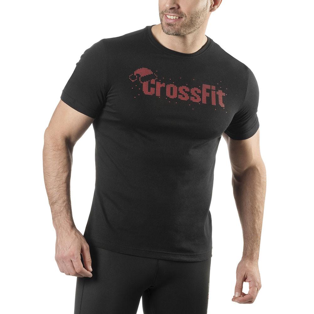 Cf Christmas Graphi T-Shirt Mc Homme