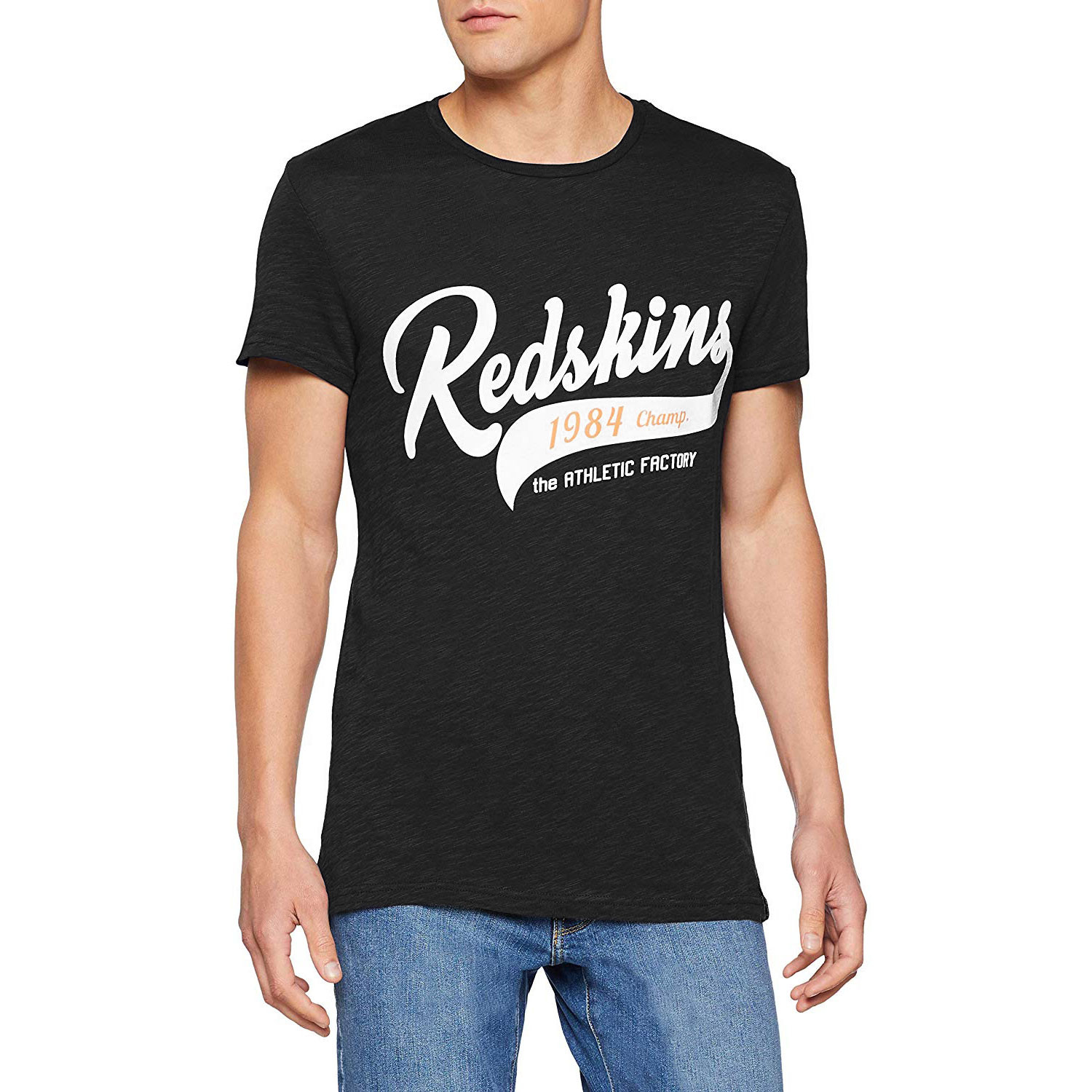 tee shirt redskins homme pas cher