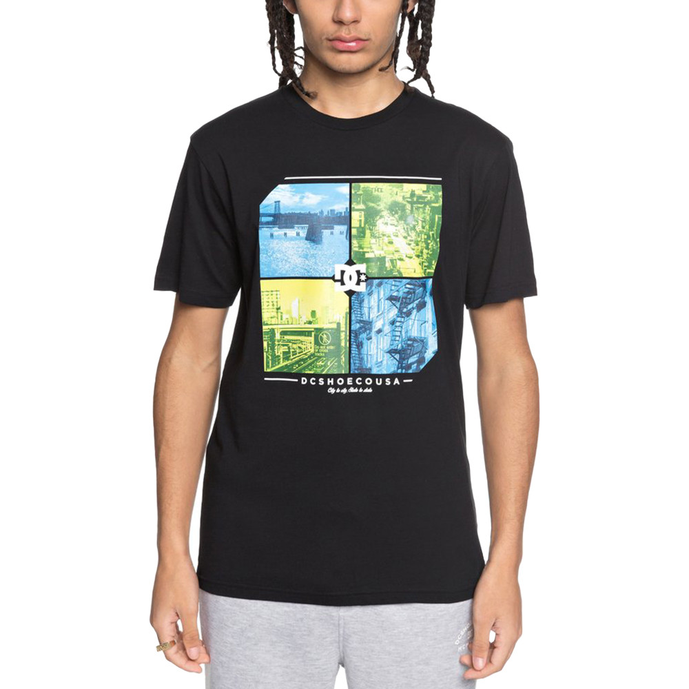 City Of State T-Shirt Mc Homme