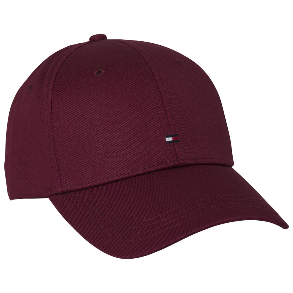 more photos best quality size 40 Classic Casquette Baseball Homme TOMMY HILFIGER VIOLET pas ...