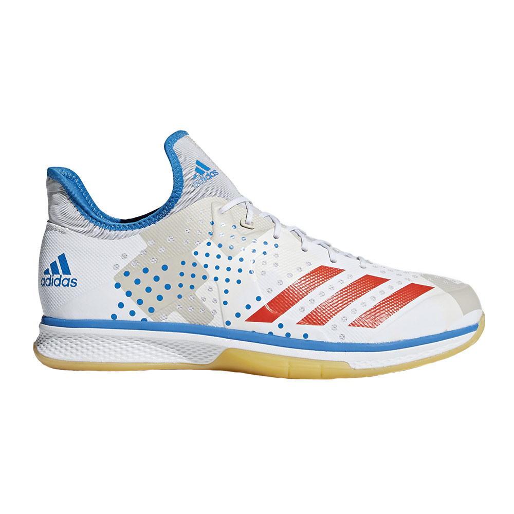 Counterblast Bounce Chaussure Homme ADIDAS BLANC pas cher