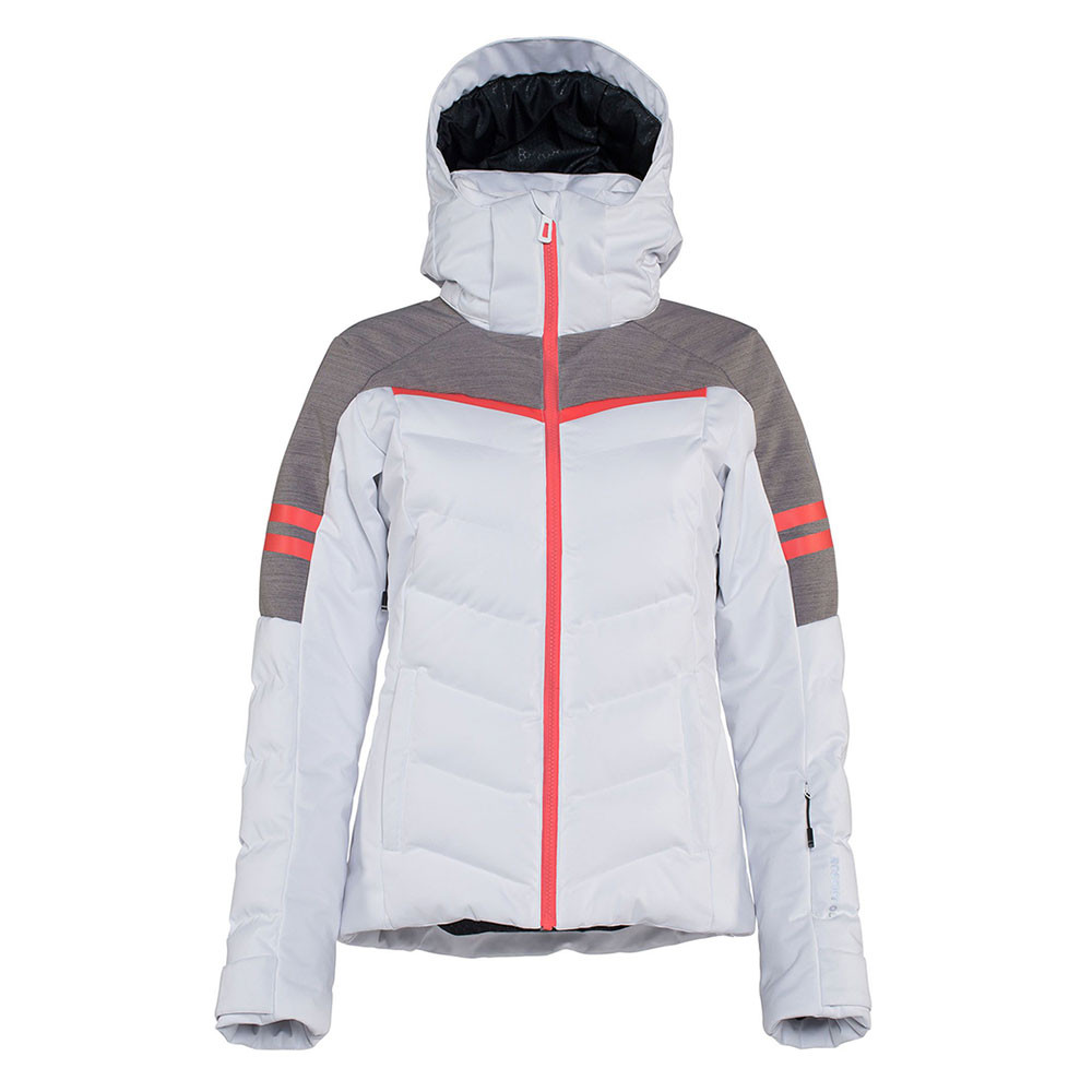 8b9266816ec7 Courbe Blouson Ski Femme ROSSIGNOL BLANC pas cher - Blousons ski et ...