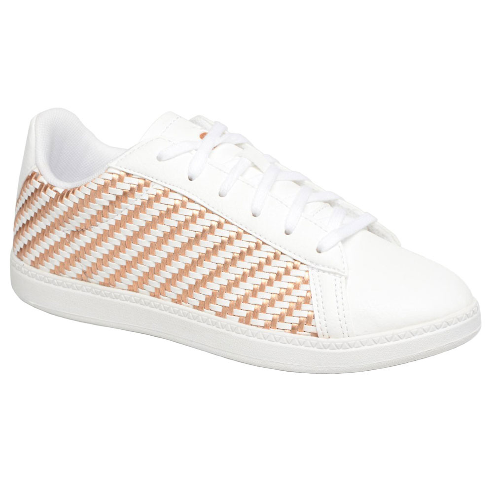 0281edabb965 Courtset Gs Woven Chaussure Fille Courtset Gs Woven Chaussure Fille ...