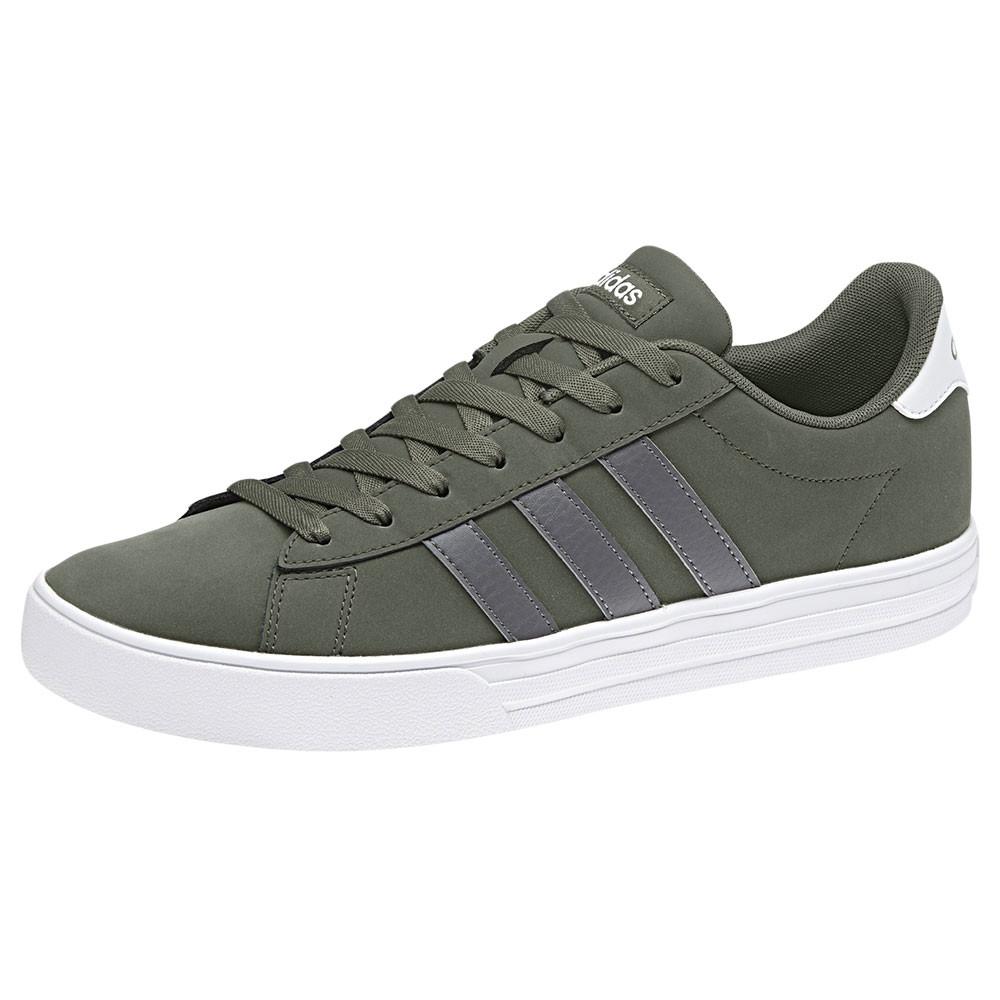 chaussure adidas vert foncé homme