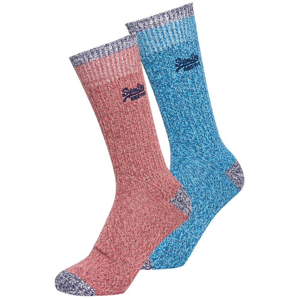 Dry Mountaineer Pack 2 Chaussettes Homme