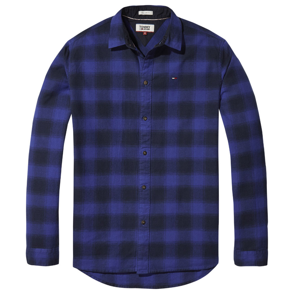Essential Flanne Chemise Homme