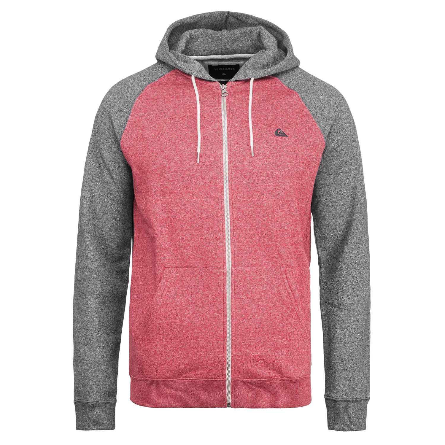 Everyday Sweat Zip Homme QUIKSILVER ORANGE
