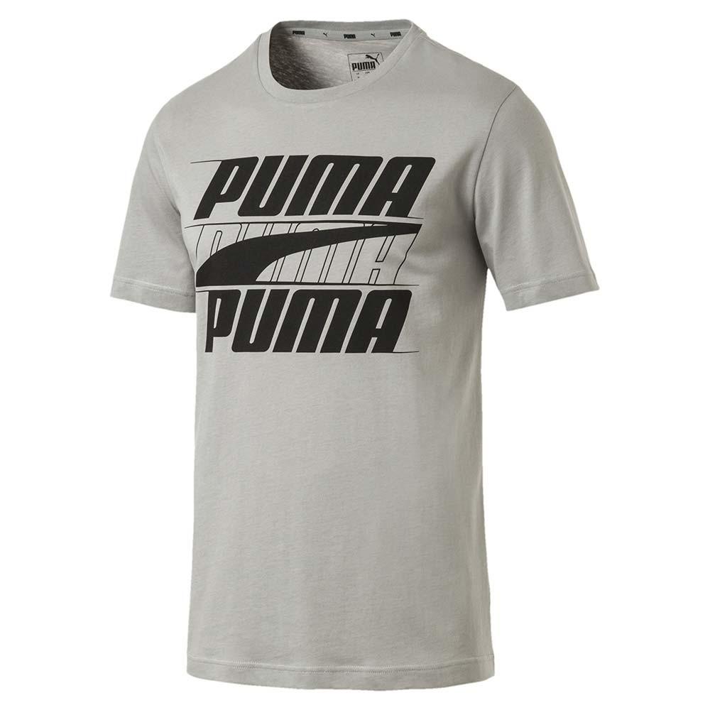 Fd Rebel Basic T Shirt Homme PUMA GRIS pas cher T shirt