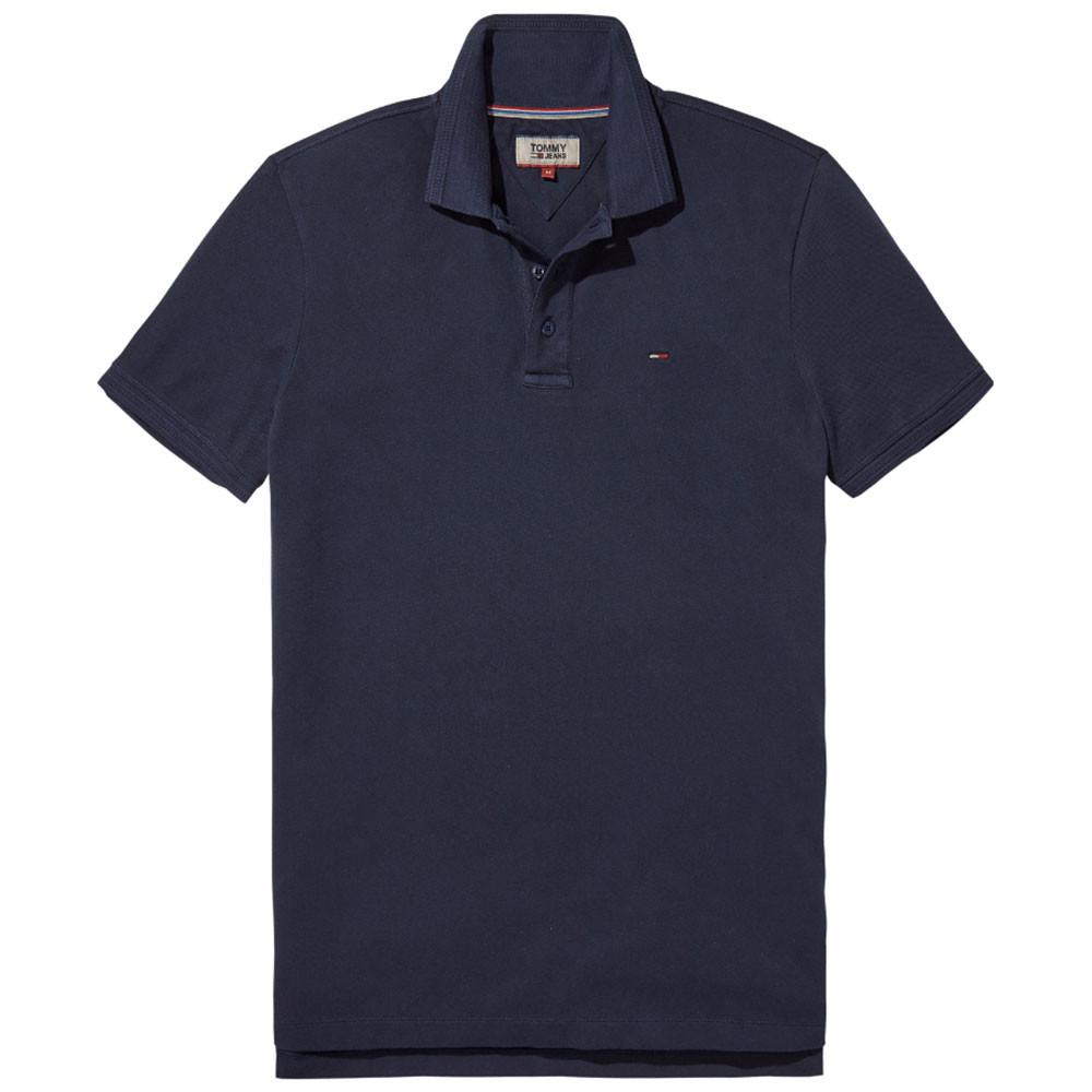 Fine Garment Dye Polo Mc Homme