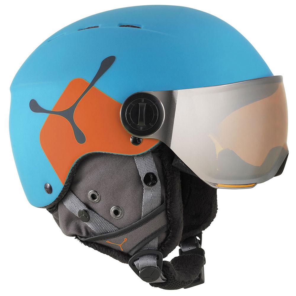 C/éb/é Fireball Jr Casque de Ski Enfant