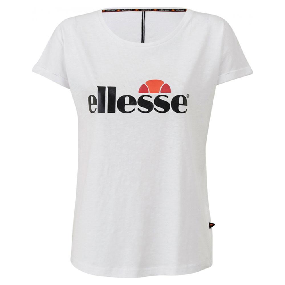 Flora Tmc T-Shirt Mc Femme ELLESSE BLANC pas cher - T-shirts à ... 26e2434066d5