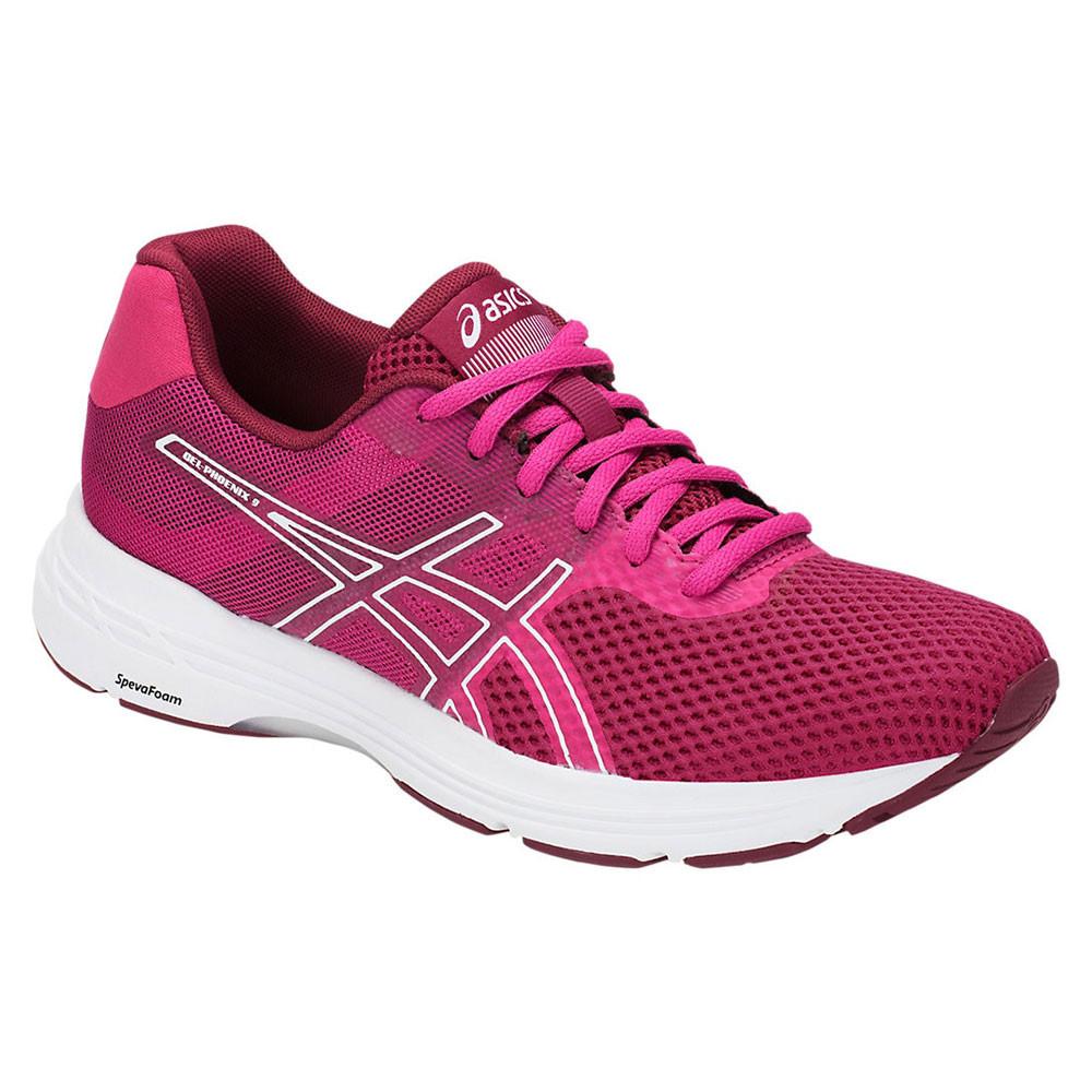 chaussure femme running asics