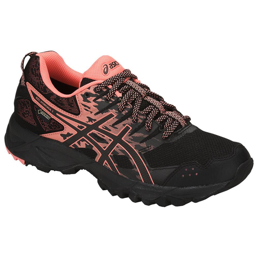 asics chaussure femme trail