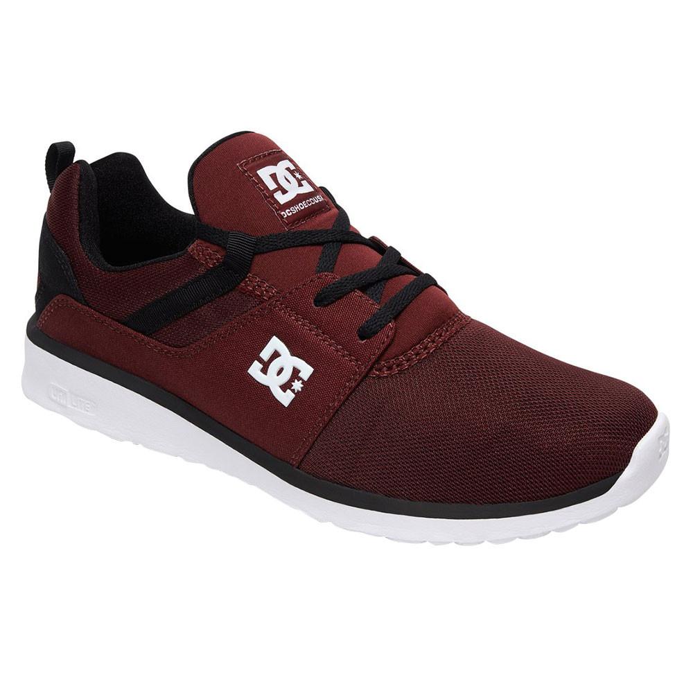 21b02f5435dd31 Heathrow Chaussure Homme DC SHOES BORDEAUX pas cher - Chaussures de skate  basses DC SHOES discount
