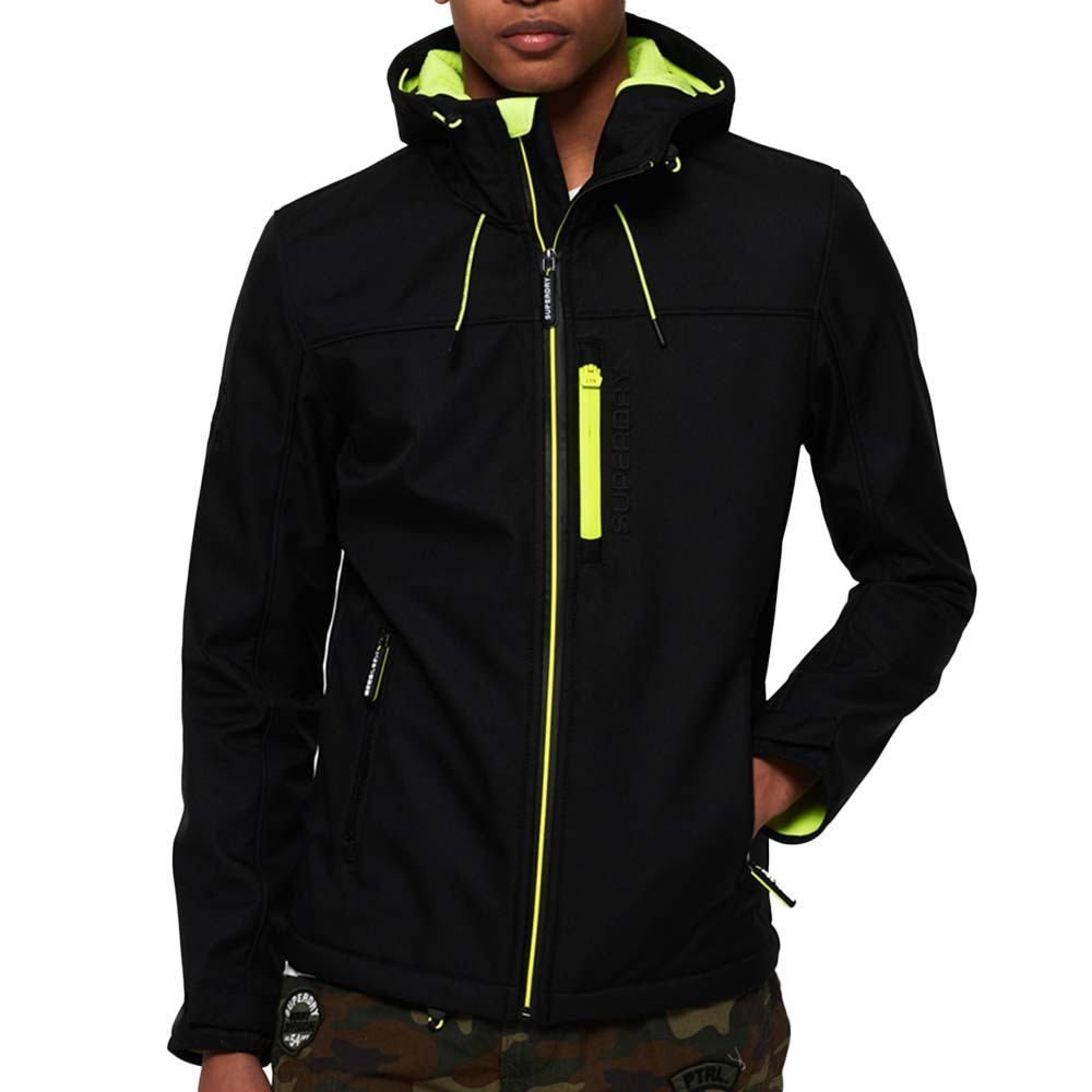 Hooded Windtrekker Coupe-Vent Homme