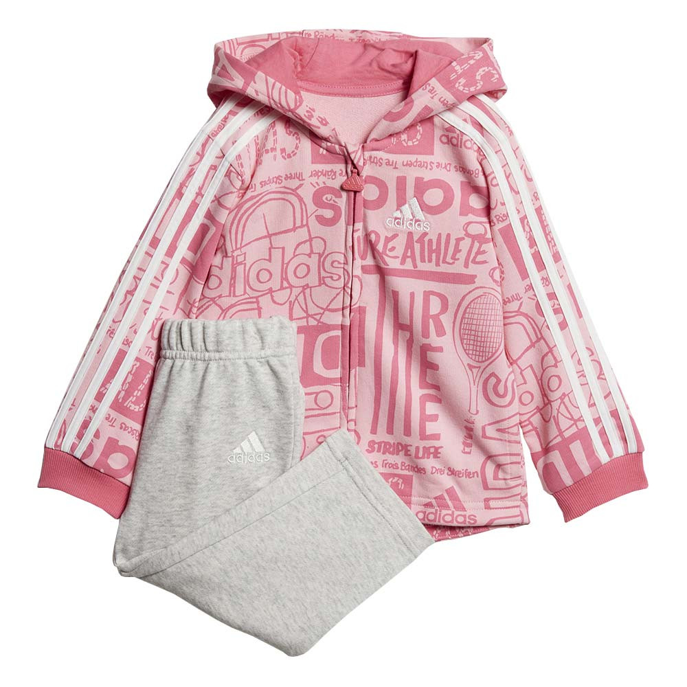 I Graph Ensemble Jogging Bébé Fille ADIDAS MULTICOLORE pas