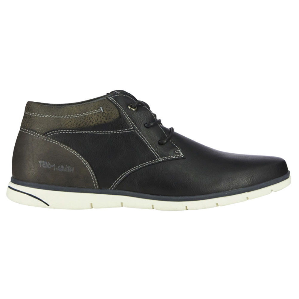 NOIR Chaussures SMITH TEDDY James cher Homme pas Chaussure lTK3uJcF1