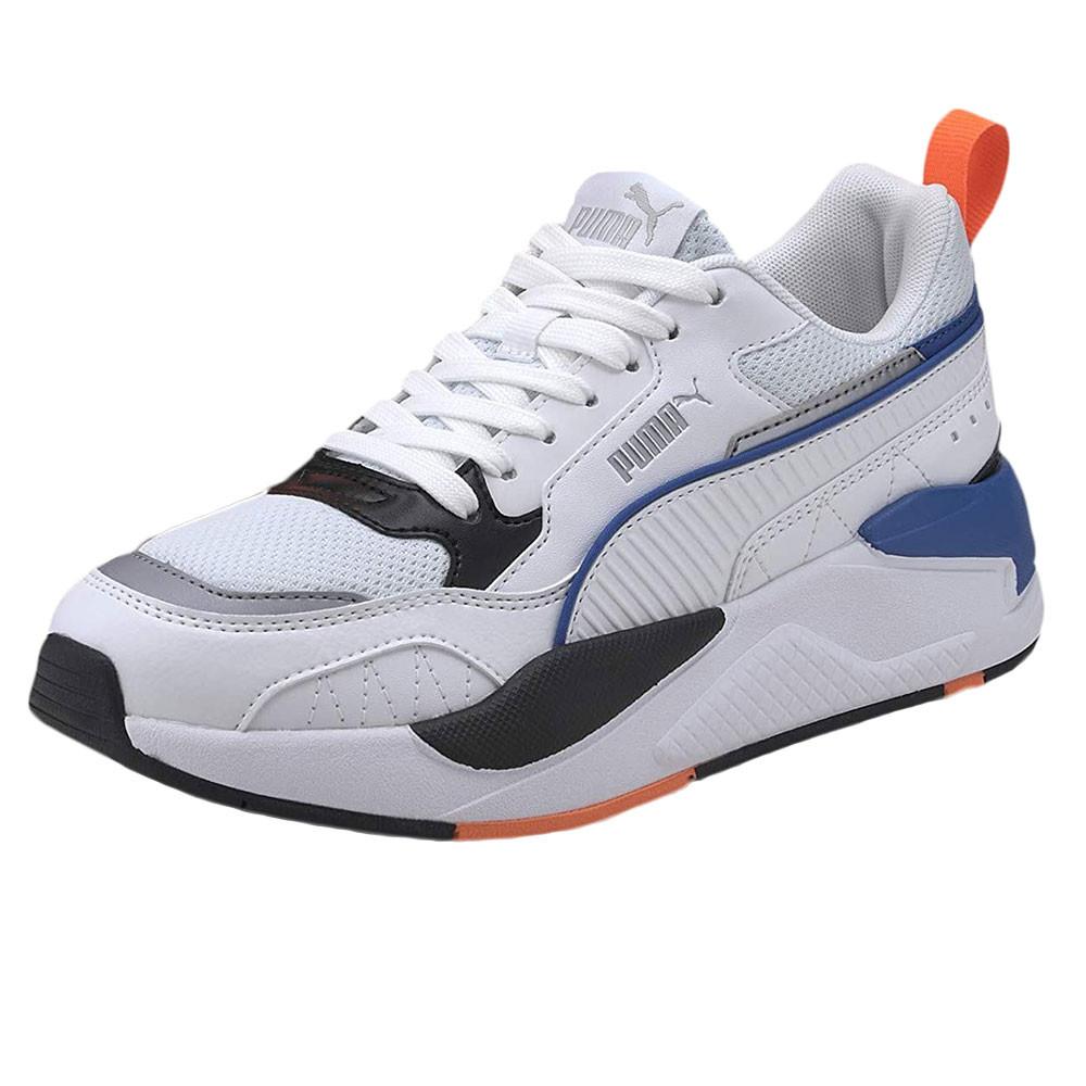 Jr X-Ray Square Chaussure Garçon PUMA BLANC pas cher - Chaussures ...