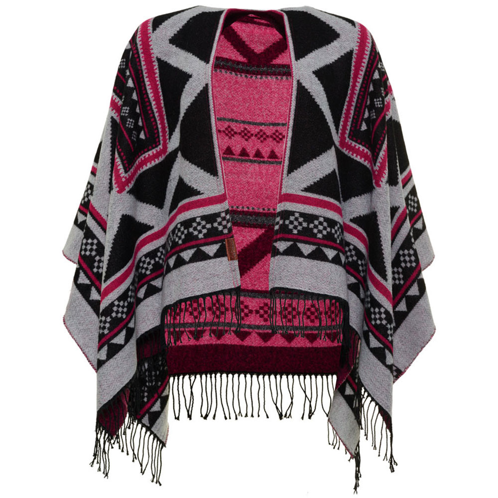 Kaya Blanket Gilet Femme