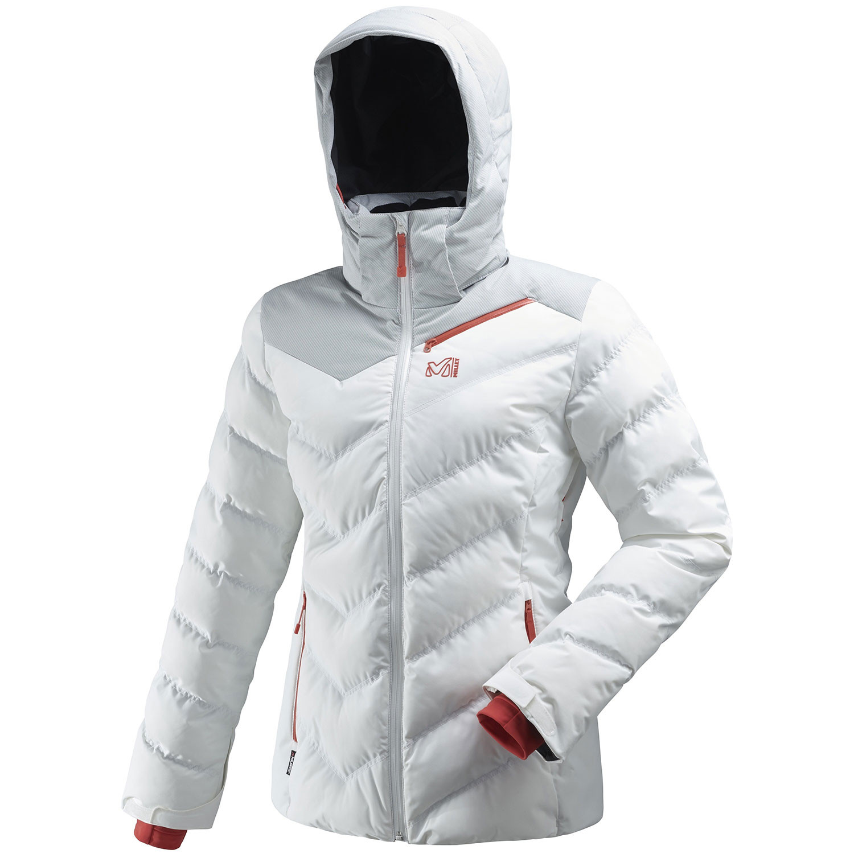Ld Heiden Iii Doudoune Ski Femme MILLET BLANC pas cher - Doudounes ... 3001886d17c