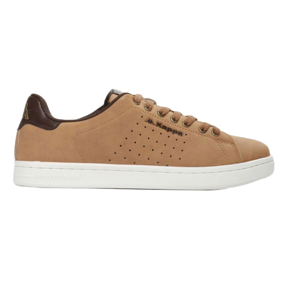Baskets Kappa Cher Basses Pas Marron Lisboa Homme Chaussure ZNPX8On0wk
