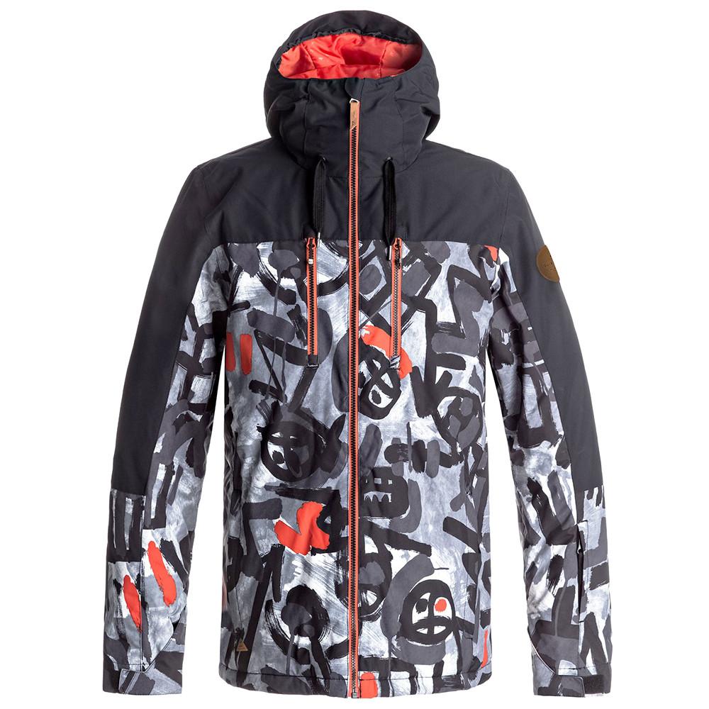 Homme Cher Bloc Ski Blouson Pas Mission Quiksilver Multicolore qOvwqtS 8f14bc70e606